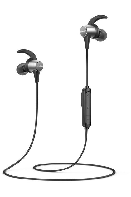 Anker Soundcore Spirit Pro Wireless Bluetooth Headphones - Black