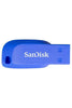 Sandisk Cruzer Blade 16GB USB Flash Drive - Blue