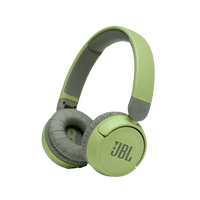 JBL Kids Wireless On-Ear Headphones with Mic - Green