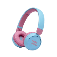 JBL Kids Wireless On-Ear Headphones with Mic - Blue