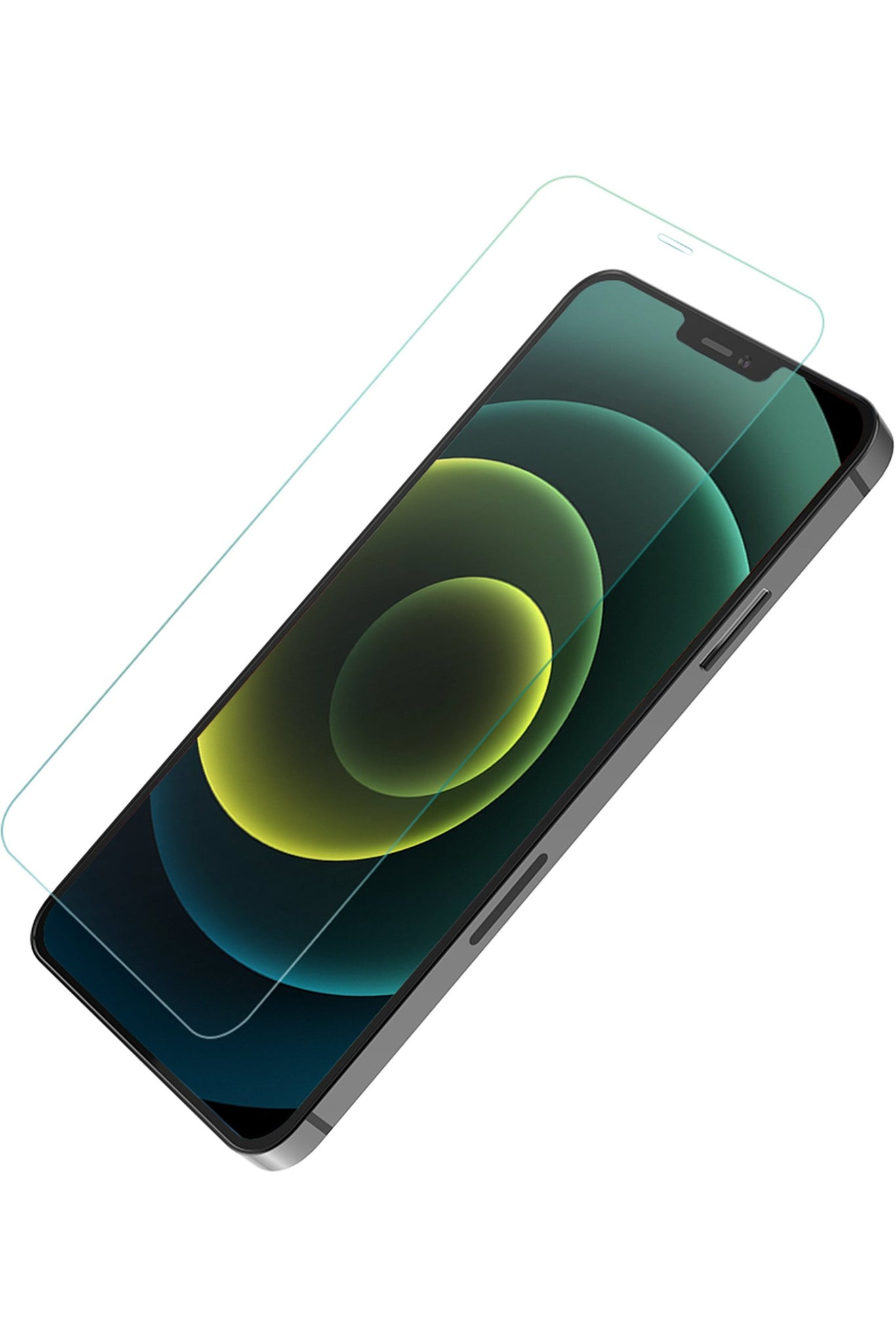 Jcpal iClara Glass Screen Protector for iPhone 12 Pro Max Clear