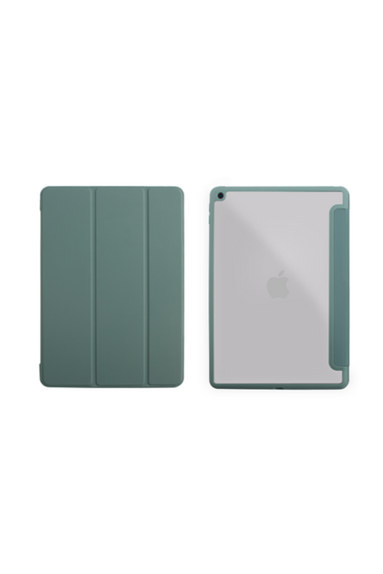 JCPAL DuraPro Lite Protective Folio Case For Ipad 10.2 ( 7 & 8 Gen ) - Cyprus Green