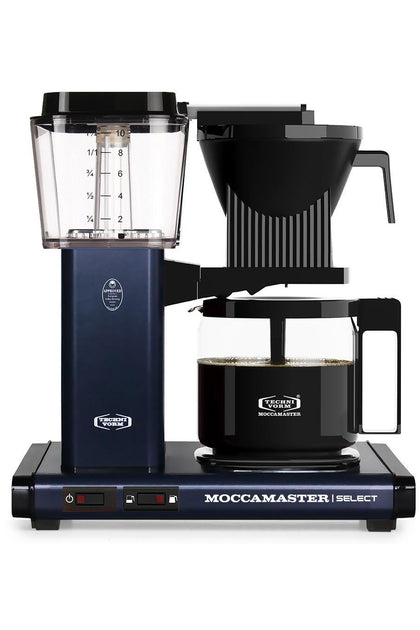 Moccamaster KBG 741 -  Midnight Blue