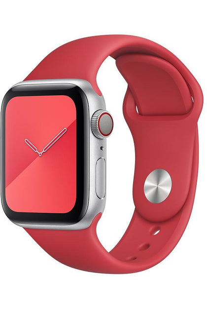 40MM (PRODUCT)RED Sport Band - Regular For Apple Watch
