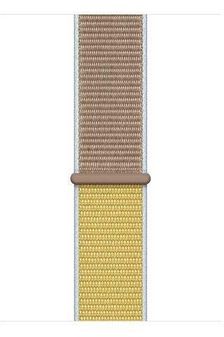 40MM Camel Sport Loop Strap For Apple Watch