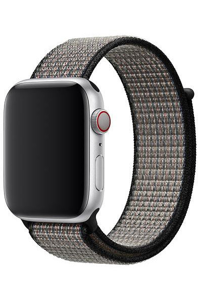 Apple 44mm Royal Pulse/Lava Glow Nike Sport Loop Strap For Apple Watch (MWU32FE/A) - www.emarketkw.com