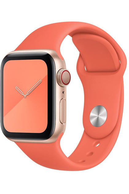 40MM Clementine Sport Band for Apple watch - Regular