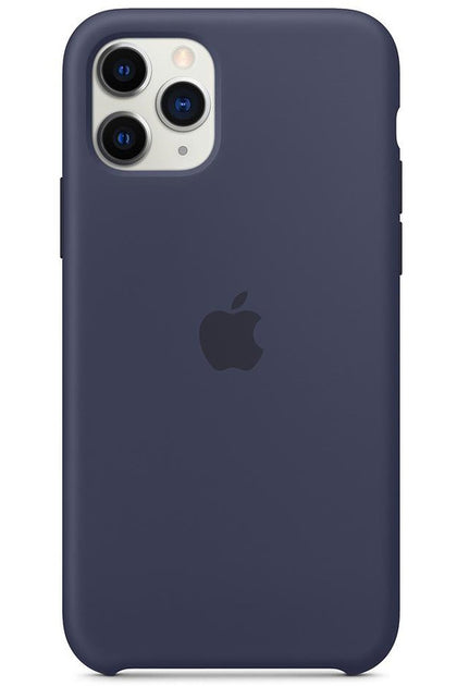 iPhone 11 Pro Silicone Case Midnight Blue MWYJ2FE/A - www.emarketkw.com