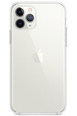 Apple iPhone 11 Pro Silicone Case - Clear