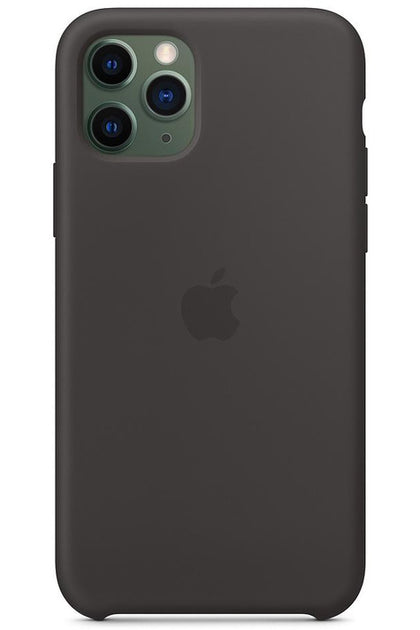 iPhone 11 Pro Silicone Case Black MWYN2FE/A - www.emarketkw.com