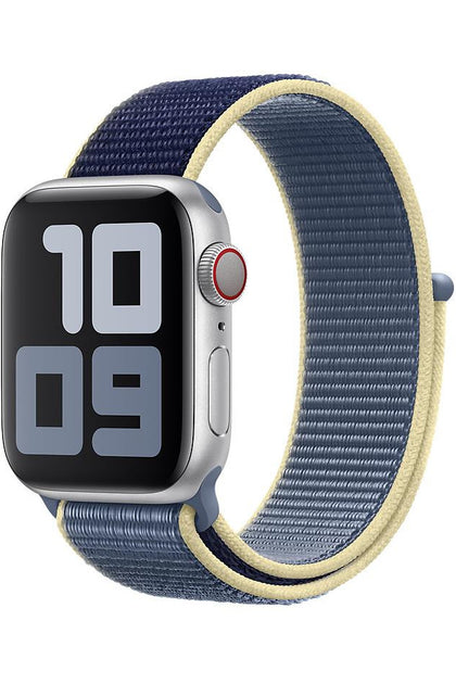 40MM Alaskan Blue Sport Loop Band for Apple watch