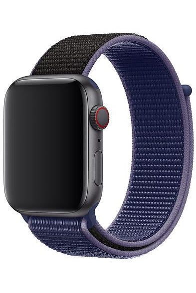 Apple 44mm Midnight Blue Sport Loop Strap For Apple Watch (MX3Q2FE/A) - www.emarketkw.com