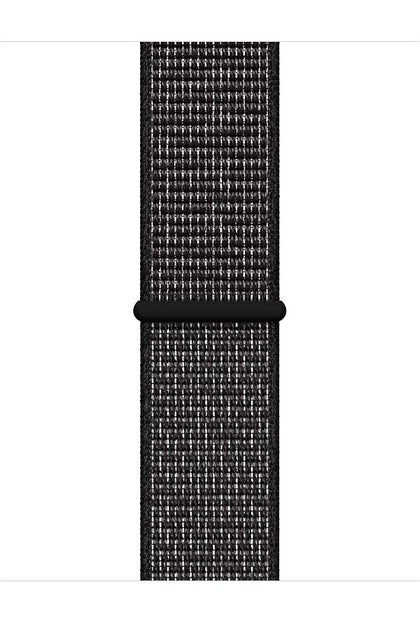 40MM Black Nike Sport Loop for Apple Watch