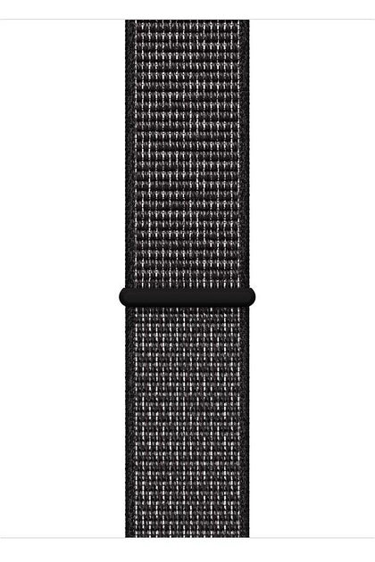 44MM Black Nike Sport Loop for Apple Watch