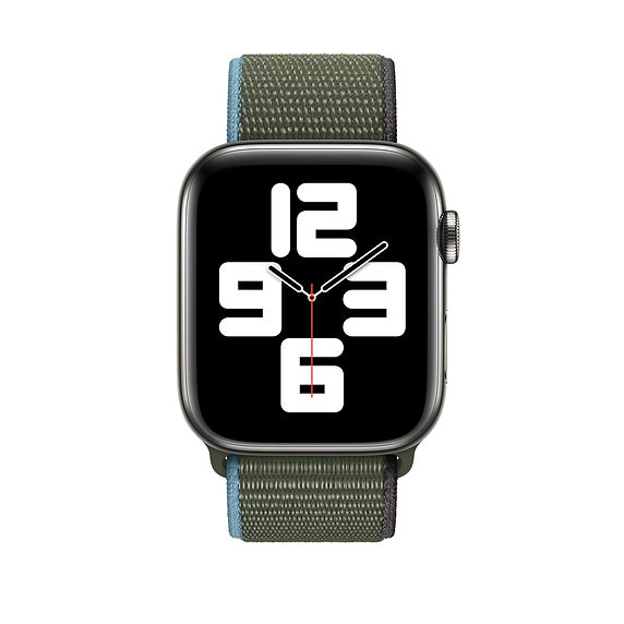 Apple 44mm Inverness Green Sport Loop