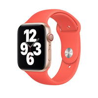 Apple 44mm Pink Citrus Sport Band - Regular