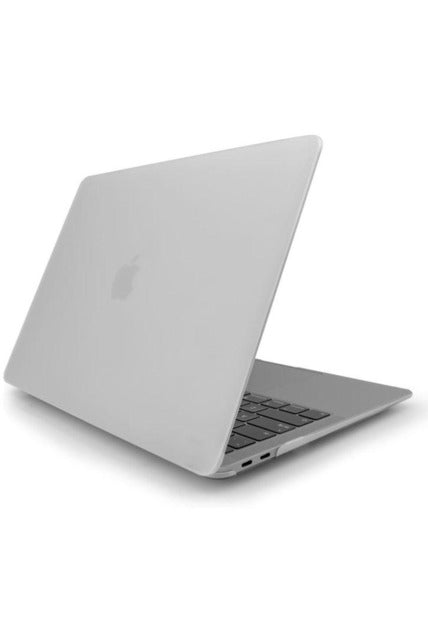 MacGuard Classic Protective Case for MacBook Pro 13 (JCP2238) White - www.emarketkw.com