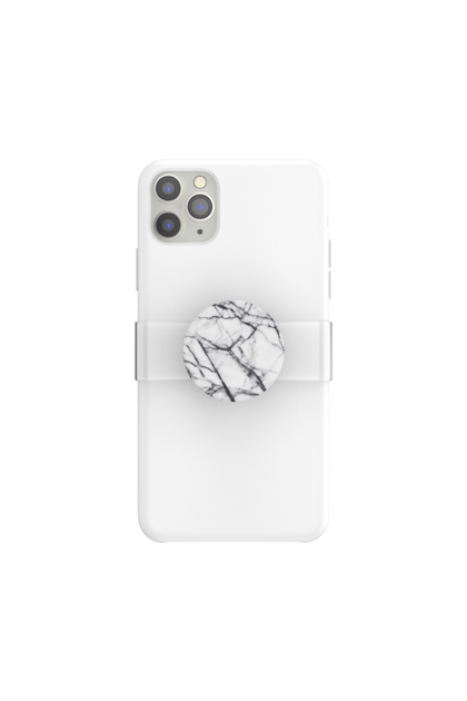 Popsocket PGS - PopPopGrip Slide Clear as Day IPhone Xs Max / 11 Pro Max