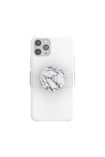 Popsocket PGS - PopPopGrip Slide Clear as Day IPhone Xs / 11 Pro