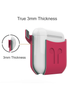 PodPocket Silicone Case for AirPod - Rosso Red (PP-1022) - www.emarketkw.com