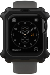 WATCH CASE  FOR APPLE WATCH Series 4&5 44MM - Black/Black (19145G114040)