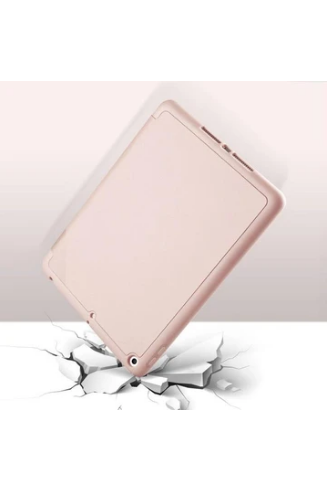 JCPAL Dura Pro Ultra Thin Case With Pencil Holder 10.2inch .RoseGold ( JCP5294) - www.emarketkw.com