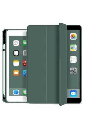 JCPAL Dura Pro Ultra Thin Case With Pencil Holder 10.2inch. Midiengreen ( Jcp5291) - www.emarketkw.com