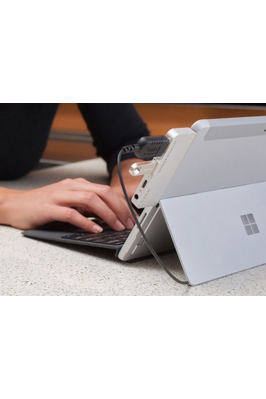 HyperDrive 4-in-1 Hub For Surface GO - Silver (HD310A)