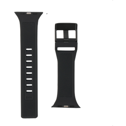 UAG Apple Wath 44mm/42mm Scout Strap- Black