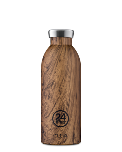 24bottles Clima 500ML Sequoia wood