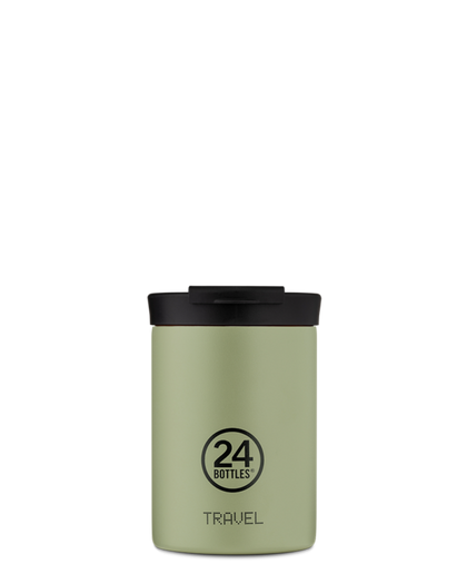 24bottles Travel Tumbler 350ML Stone Sage
