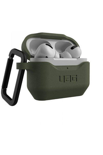 UAG Apple AirPods Pro Silicone Case V2 – Olive