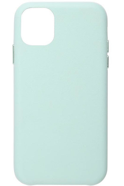 JCPAL iGUARD Series Moda Case Leather Slim Shell - iPhone 11 - Ice Blue