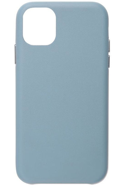 JCPAL iGUARD Series Moda Case Leather Slim Shell - iPhone 11 -  Cerulean Blue