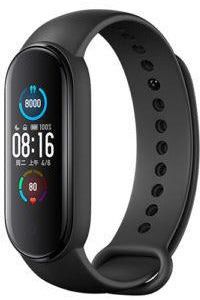 Xiaomi Mi Band 5 Smart Fitness Tracker - Black