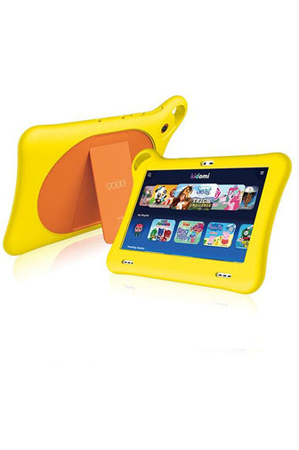 Alcatel 8052 TKEE Smart Tablet Kids, Wi-Fi, 7 inch, 16GB - Yellow