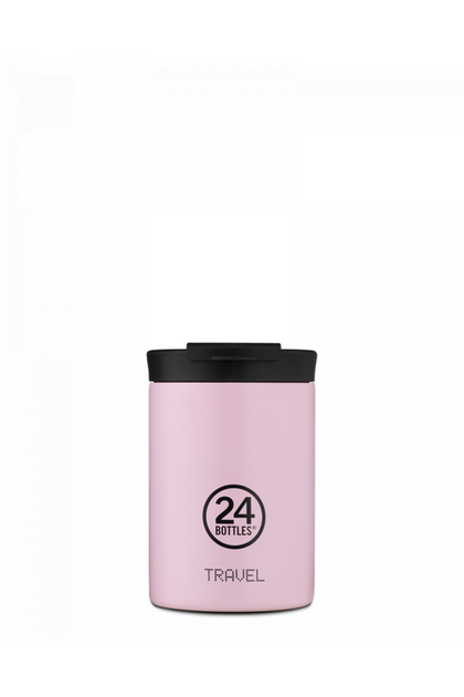 24bottles Travel Tumbler 350ML Candy Pink