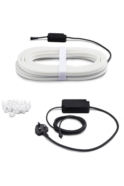 Philips Hue Lightstrip Outdoor 5-metre White and Color Ambiance (929001818602) - www.emarketkw.com