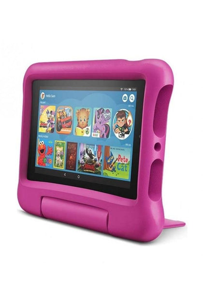 Amazon Fire 7 Kids Edition 16GB, 7-inch Wifi Tablet - Pink