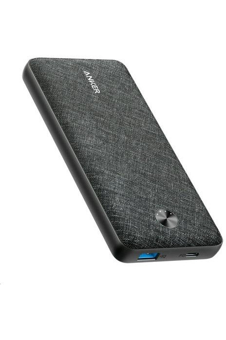Anker PowerCore Metro Essential 20000 PD - Black Fabric ( A1281H11)