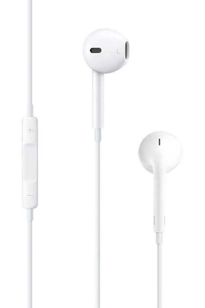 Apple EarPods with Remote and Mic - White (MD827ZM/B) - www.emarketkw.com