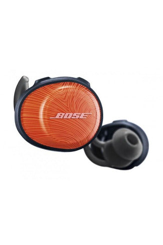 Bose SoundSport Free wireless In-Ear Headphones - Orange  (774373-0030) - www.emarketkw.com