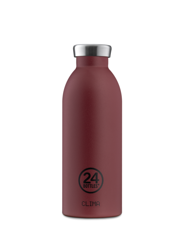 24bottles Clima 500ML Country red