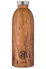 24bottles Clima 850ML Sequoia Wood - www.emarketkw.com