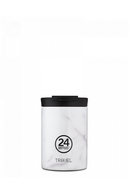 Alpha Cafe X Travel Tumbler 350ML Carrara