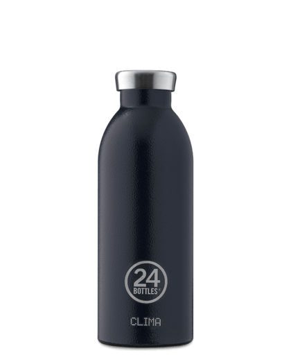 24bottles Clima 500ML Rustic Deep blue
