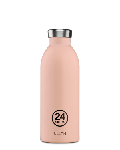 24bottles Clima 500ML Dusty pink