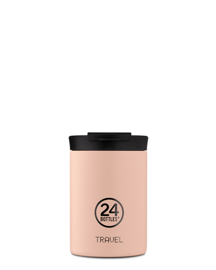 24bottles Travel Tumbler 350ML Dusty pink