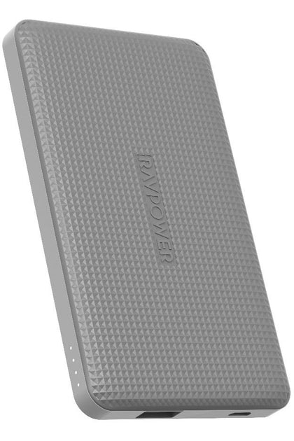 RAVPower Power bank  5000 mAh - Gray