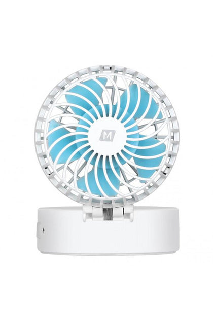 Momax iFan 2 Portable Fan with Mirror - White